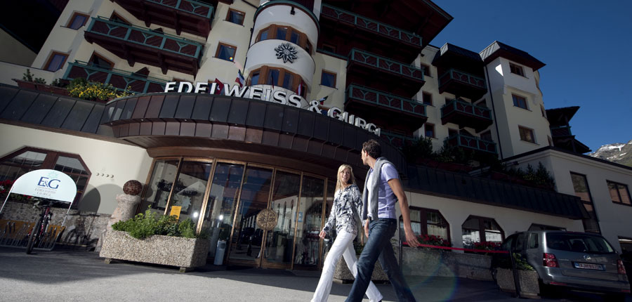 Hotel Edelweiss & Gurgl, Obergurgl, Austria - front exterior.jpg